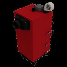Твердопаливний котел тривалого горіння Альтеп Duo Plus 17 кВт