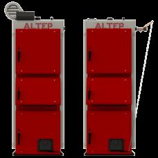 Універсальний твердопаливний котел Альтеп Uni 15 кВт (механіка)