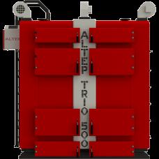 Твердопаливний котел тривалого горіння Альтеп Trio 500 кВт