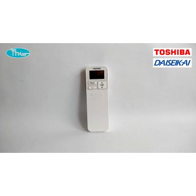 Налаштування пульта дистанційного керування кондиціонера Toshiba Daiseikai (N3KVR). ВІДЕО