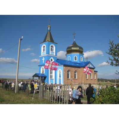 Церква у м. Локачі на Волині