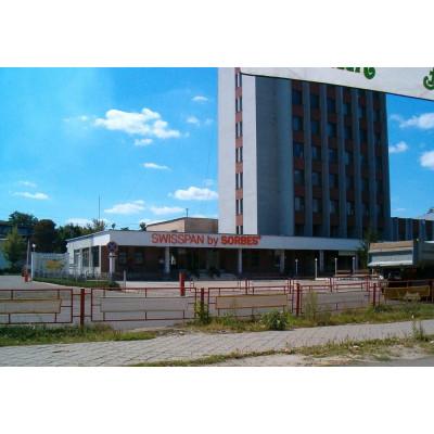 Завод SWISSPAN, м. Костопіль
