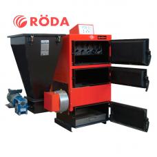Пелетний котел Roda RK3G/S-100